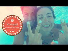 Portugal, cá vamos nós! Vlog, Portugal, Happy