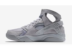 purchase cheap 72a0f b5754 Nike Air Flight Huarache (Grey Croc) - Sneaker Freaker