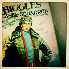biggles Cool Books, My Books, Scott Thompson, Air Space, Books For Boys, Space Crafts, Old Boys, Childhood Memories, Planes
