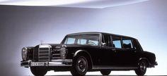 50 Jahre: Happy Birthday Mercedes-Benz 600