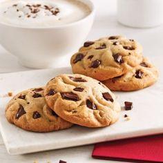 Biscuits décadents aux pépites de chocolat - Recettes - Cuisine et nutrition - Pratico Pratique