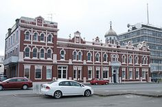 Beautiful architecture in Invercargill, New Zealand. New Zealand Hotels, The Beautiful Country, South Island, Life Is An Adventure, Beautiful Architecture, British Isles, Great Places, Street View, Victoria