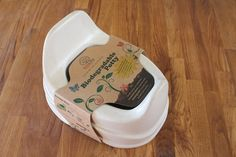 REVIEW: EcoSoulife biodegradable potty | toddler
