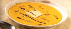 Butternut Squash with Limburger Cheese
