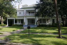 J.J. Carroll House in Harris County, Texas.