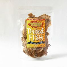 Bantayan Famous Dried Squid