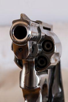 Arme À Feu, Arme De Poing, Revolver, Canon, Arme