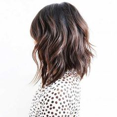 mid length bob hairstyles for women 2016