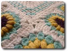 crochet - color pallette