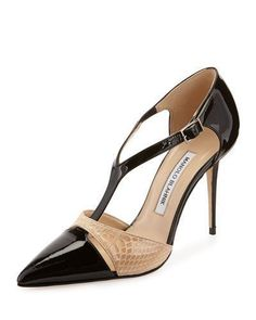Manolo Blahnik shoes #sandals #womenshoes