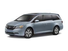 2014 Honda Odyssey @DuvalHondafl