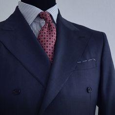 The Savile Company - Bespoke - Menswear - Sartorial - Style - Jacket - Made to order