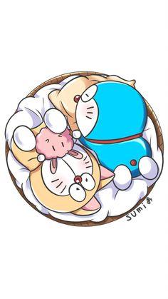Doraemon Wallpapers, Cute Cartoon Wallpapers, Cute Fat Cats, Owl Tattoo Drawings, Doremon Cartoon, Onii San, Steven Universe Lapis, Baby Animal Drawings, Disney Fine Art