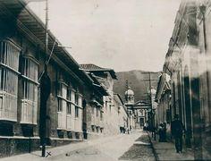 Iglesia Las Mercedes 1908