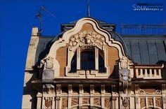 SECESJA: Kamienica Gustawa Schichta, Łódź (1904-1905)