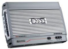 NX2800.1 ONYX 2800 Watts MOSFET Monoblock Power Amplifier MSRP - $239