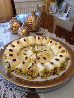 حلاوة الجبن على أصولها بالخطوات المصورة  حلويات حلويات عربية منوعات وصفات مصورة خطوة بخطوة