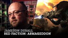 Jameson Durall, 2011 Hall of Fame Inductee. 2001 Game Design graduate, now Design Director at Volition game studio with credits on Saints Row IV, Red Faction: Armageddon, The Simpsons Game, The Godfather: The Game, The Godfather II (video game), Oddworld: Stranger's Wrath.