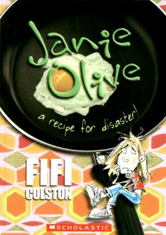 Check out my blog at...   http://southwelllibrary.blogspot.co.nz/2013/04/janie-olive-recipe-for-disaster-by-fifi.html  Fifi Verses the World: JANIE OLIVE