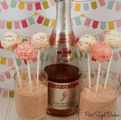 Pint Sized Baker: Champagne Cake Pops