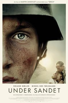 Directed by Martin Zandvliet. With Roland Møller, Louis Hofmann, Joel Basman, Mikkel Boe Følsgaard. A young group of German POWs are made the enemy of a nation, where they are now forced to dig up 2 million land-mines with their bare hands. Films Hd, Hd Movies, Movies To Watch, Movies Online, Movies And Tv Shows, Movie Tv, Mine Movie, 2016 Movies, Tv Watch