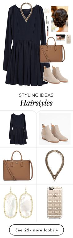 """""""I'll trade the troubles of this world for your peace inside my soul."""" by oh-so-rachel on Polyvore featuring Proenza Schouler, BaubleBar, Tory Burch, Casetify, Burberry, NARS Cosmetics, Kendra Scott and Bobbi Brown Cosmetics"""