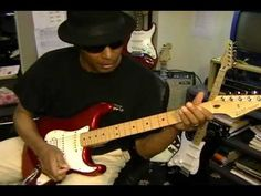 Link Wray Rumble Surf Blues How To Play On Guitar EricBlackmonMusic