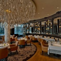 Elegant Italian restaurant Il Lago dei Cigni, designed by The Gallery HBA, has opened in St Petersburg, incorporating traditional Russian ...