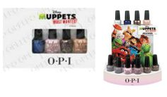 OPI Muppets Most Wanted 2014   Can't wait!!