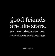 Friendship...This fits my BFFs perfectly!