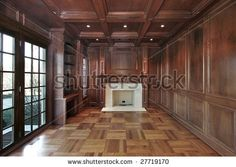 Wood Paneled Offices   Google Search