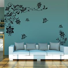 Diy Removable Mural Decal Wall Sticker Trees Branches Birds Art Vinyl Decor  Dropship, Buy Cheap Wall Decal Art Wall Decal Cheap From Shadowxie, ... Part 68