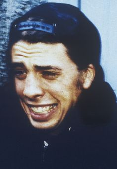 Dave Grohl, 1992