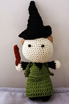 Harry Potter: Professor McGonagall by deadcraft, via Flickr...other Harry Potter characters