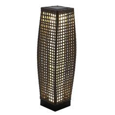 Grand Patio Super Bright Outdoor Floor Lamp Large-Sized, Solar Powered Lamp Light, Weather–Resistant Rattan Floor Lamp for Patio, Deck, Path and Garden Wicker Floor Lamp, Outdoor Floor Lamps, Outdoor Flooring, Bright Floor Lamp, Large Floor Lamp, Led Floor Lamp, Floor Lanterns, Home Lanterns, Solar Powered Lamp
