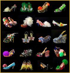 Tweedot blog magazine - Modelli unici di scarpe per lo shopping online - Daniel Gonzalez design