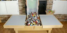 lego table More