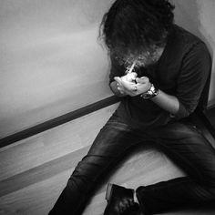 """0 Beğenme, 1 Yorum - Instagram'da Mallard (@callme.mallard): """"Cigarettes are a classy way to commit suicide"""""""