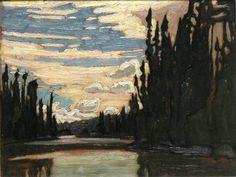 Lawren Harris, Sand Lake 1921