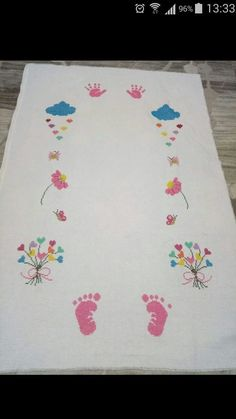 This post was discovered by Es Beaded Cross Stitch, Cross Stitch Patterns, Islamic Celebrations, Elsa, Crochet, Kids Rugs, Baby Shower, Ramadan, Embroidery