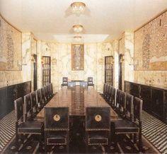 palacio stoclet interior - Buscar con Google