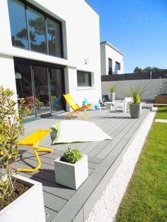 une petite maison en meuliere de 30m2 au sol sur cinq With amenagement exterieur maison contemporaine 9 une petite maison en meuliare de 30m178 au sol sur cinq
