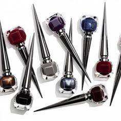 Christian Louboutin nail polish: Serious manicure envy yet again #nailart