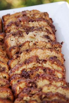 Recipe for Rhubarb Bread Using Either Sour Cream or Buttermilk | Decadent Dessert Recipes