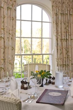 Ballymaloe House, in Cork, is a family-run romantic country house hotel famous for its outstanding hospitality and superb food. Country House Hotels, Styling A Buffet, Lunch Menu, Sit Back, Cork Ireland, Irish, Join, Restaurant, Dining