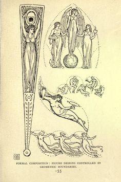 Line & Form, 1900  Illustrations by Walter Crane