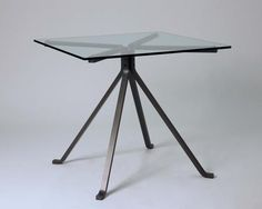 Tisch Cugino von Enzo Mari für Driade