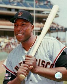 Willie McCovey-- San Francisco Giants