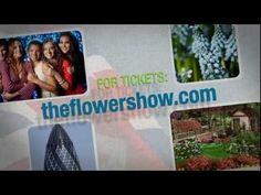 Take two minutes to get pumped up for the Flower Show!