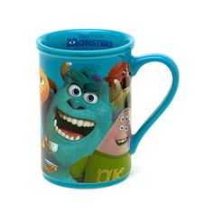 Tazza Monsters University #MonstersUniversity #SquadraDiSulley